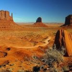 Monument Valley Reverie by Jackie Maugh Robinson