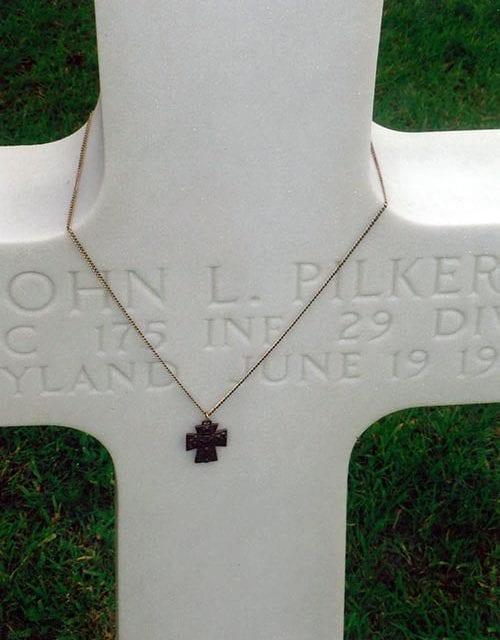 American Cemetery by Bill Melton