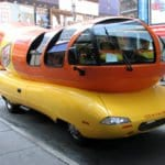 Driving the Oscar Meyer Weinermobile: A Love Story by Matt Mason